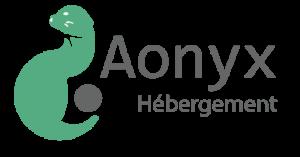 logo aonyx - hébergement web écologique