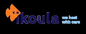 logo ikoula - hébergement web écologique