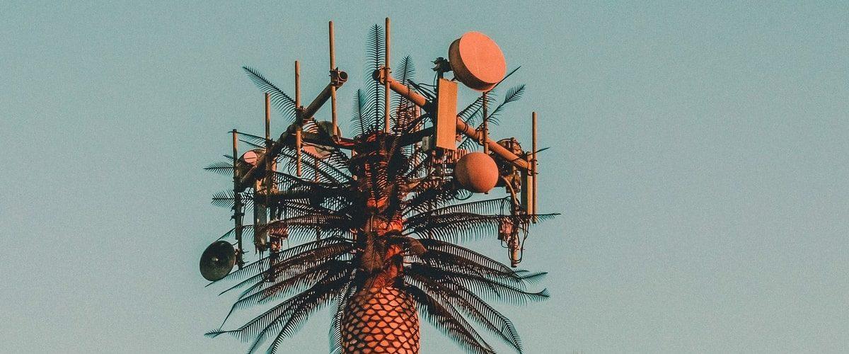 5G : un danger environnemental, antenne 5G