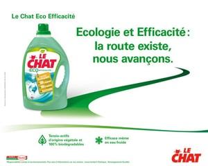 publicité lechat greenwashing
