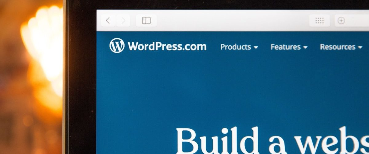 eco-conception web CMS wordpress