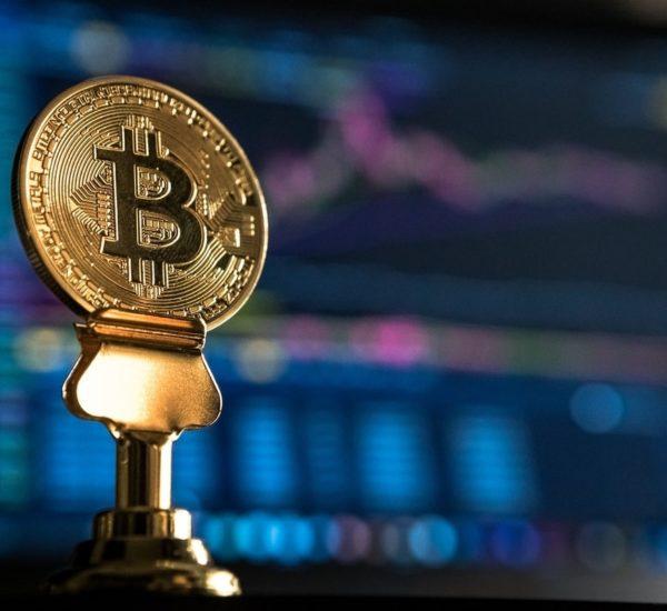 Image de couverture représentant une pièce bitcoin