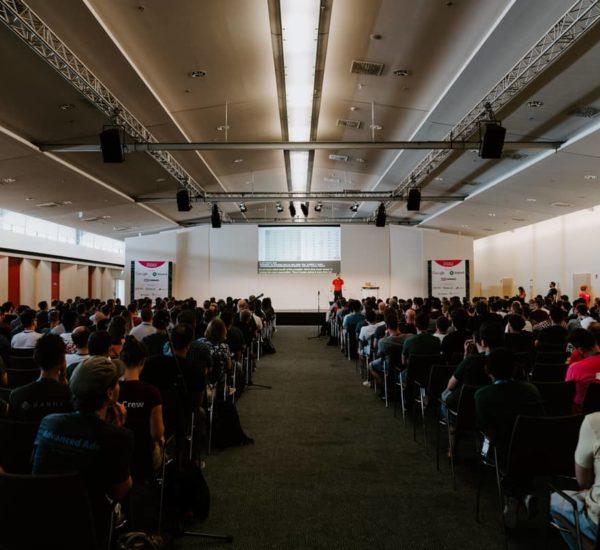 Image de conférences : illustration des événements sur le numérique responsable 2021